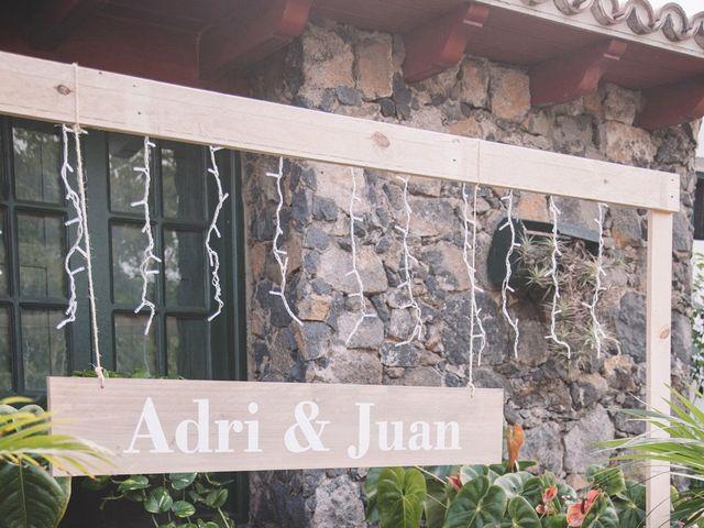 La boda de Juan y Adriana en Los Realejos, Santa Cruz de Tenerife 3