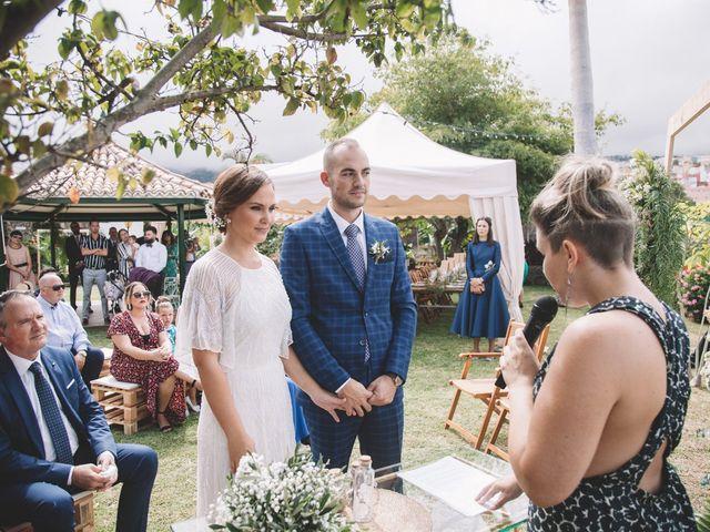 La boda de Juan y Adriana en Los Realejos, Santa Cruz de Tenerife 5