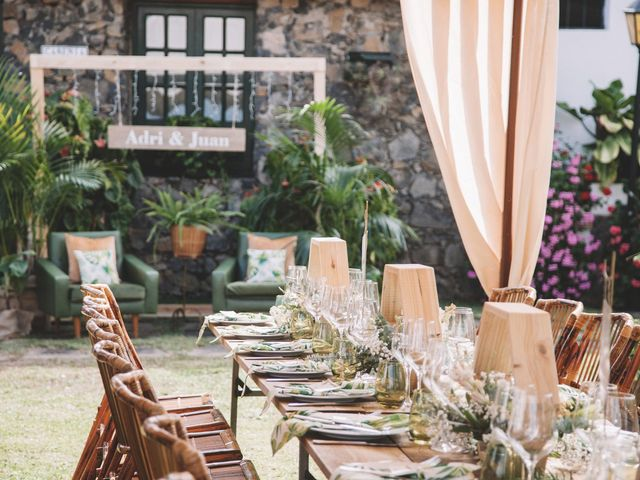 La boda de Juan y Adriana en Los Realejos, Santa Cruz de Tenerife 8