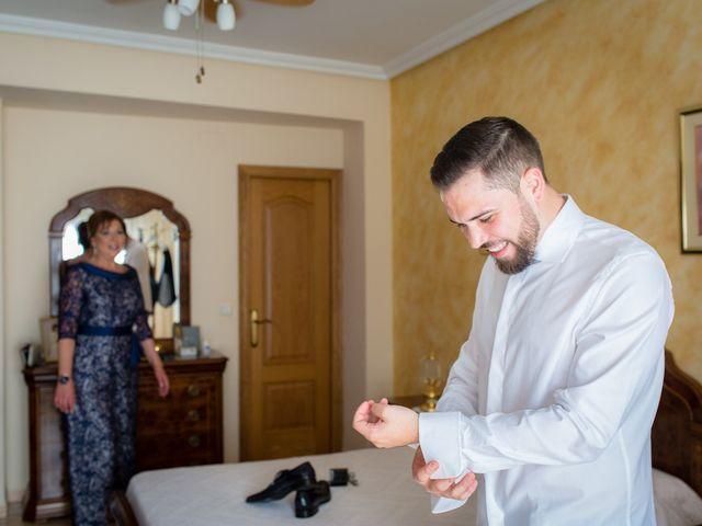 La boda de Andres y Cristina en Aielo De Malferit, Valencia 7