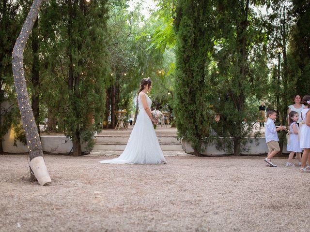 La boda de Andres y Cristina en Aielo De Malferit, Valencia 17