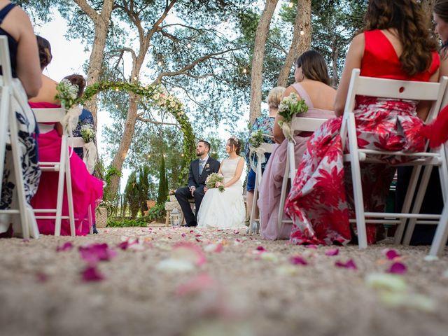 La boda de Andres y Cristina en Aielo De Malferit, Valencia 18