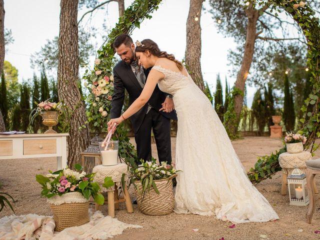 La boda de Andres y Cristina en Aielo De Malferit, Valencia 19