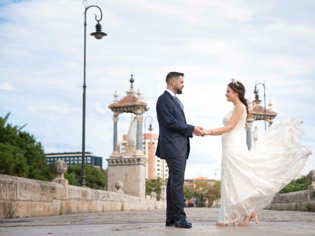 La boda de Andres y Cristina en Aielo De Malferit, Valencia 1