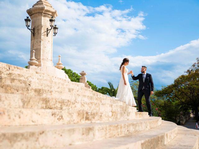 La boda de Cristina y Andres