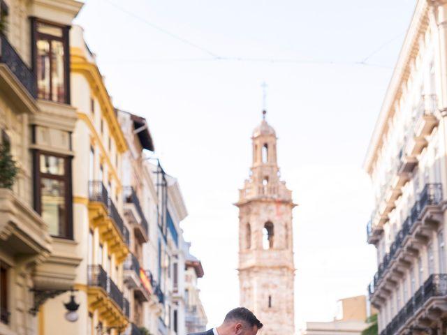 La boda de Andres y Cristina en Aielo De Malferit, Valencia 2