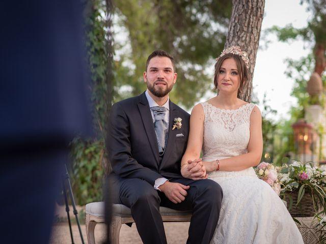 La boda de Andres y Cristina en Aielo De Malferit, Valencia 30