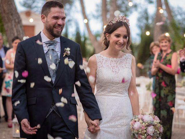 La boda de Andres y Cristina en Aielo De Malferit, Valencia 31