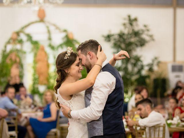 La boda de Andres y Cristina en Aielo De Malferit, Valencia 38