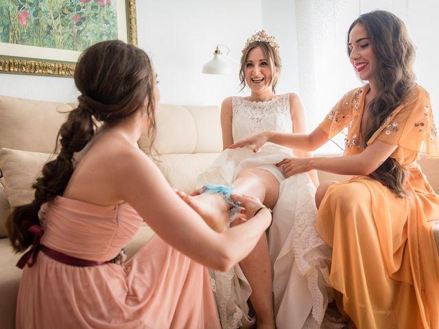 La boda de Andres y Cristina en Aielo De Malferit, Valencia 43