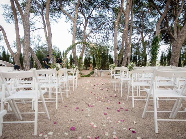 La boda de Andres y Cristina en Aielo De Malferit, Valencia 44