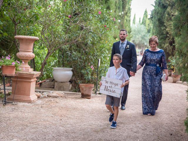 La boda de Andres y Cristina en Aielo De Malferit, Valencia 46