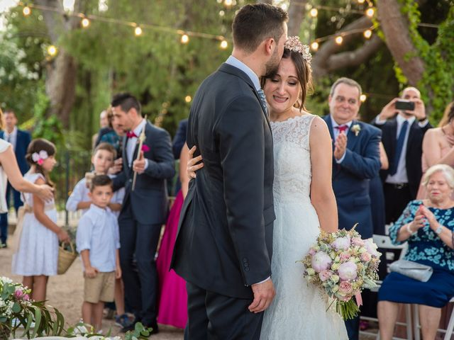 La boda de Andres y Cristina en Aielo De Malferit, Valencia 47