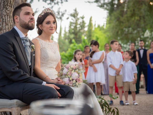 La boda de Andres y Cristina en Aielo De Malferit, Valencia 48