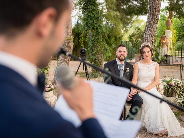 La boda de Andres y Cristina en Aielo De Malferit, Valencia 49