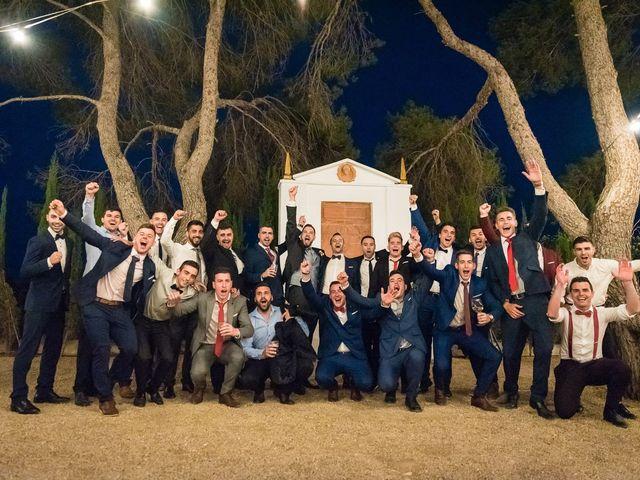 La boda de Andres y Cristina en Aielo De Malferit, Valencia 52