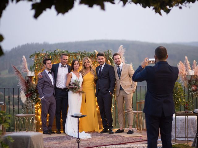 La boda de Lolo y Cris en Laracha (Laracha), A Coruña 101