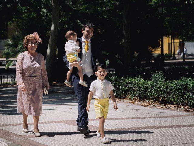 La boda de Mario y Cristina en Madrid, Madrid 17