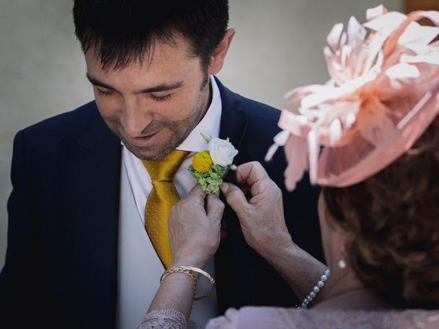 La boda de Mario y Cristina en Madrid, Madrid 18