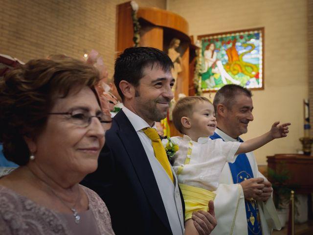 La boda de Mario y Cristina en Madrid, Madrid 23