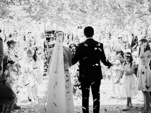 La boda de Mario y Cristina en Madrid, Madrid 28