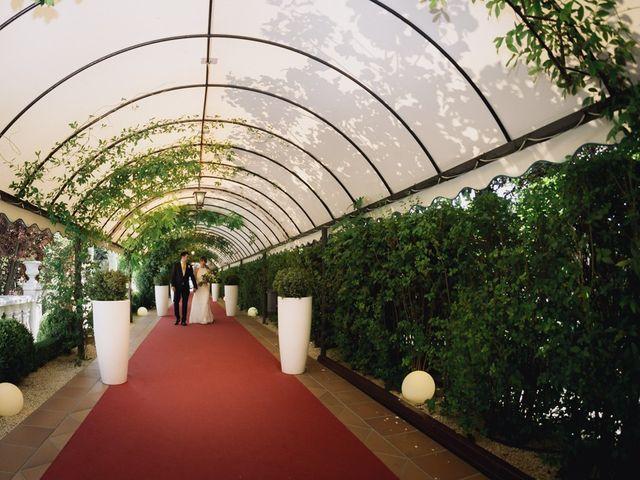 La boda de Mario y Cristina en Madrid, Madrid 31