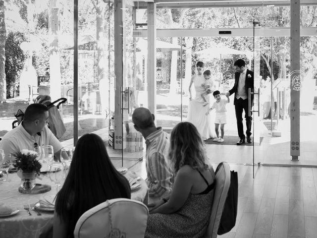 La boda de Mario y Cristina en Madrid, Madrid 33