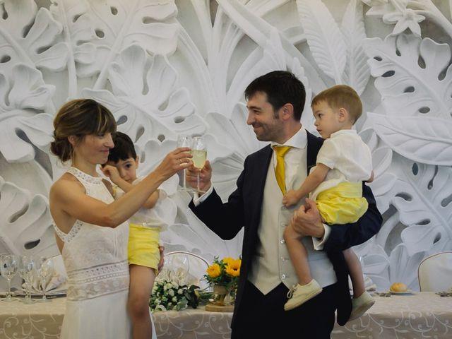 La boda de Mario y Cristina en Madrid, Madrid 35