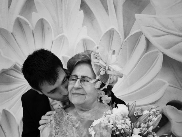 La boda de Mario y Cristina en Madrid, Madrid 42