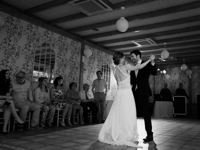 La boda de Mario y Cristina en Madrid, Madrid 45