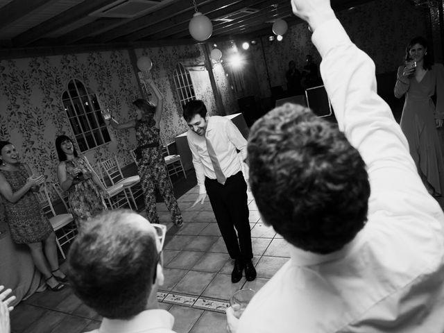 La boda de Mario y Cristina en Madrid, Madrid 48