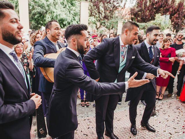 La boda de Andrea y Juan Carlos en Mijas Costa, Málaga 6
