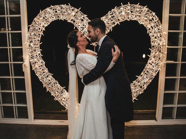 La boda de Juan Carlos y Andrea