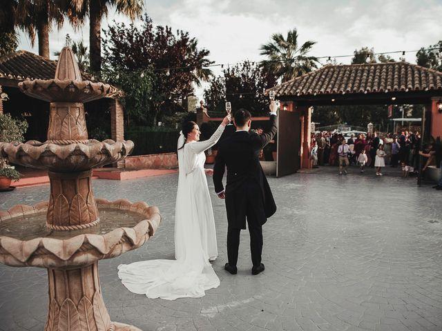 La boda de Andrea y Juan Carlos en Mijas Costa, Málaga 11
