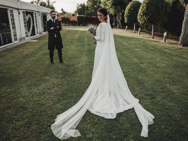 La boda de Andrea y Juan Carlos en Mijas Costa, Málaga 13
