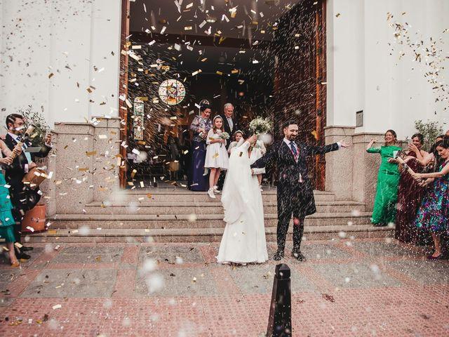 La boda de Andrea y Juan Carlos en Mijas Costa, Málaga 16