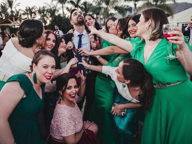 La boda de Andrea y Juan Carlos en Mijas Costa, Málaga 20