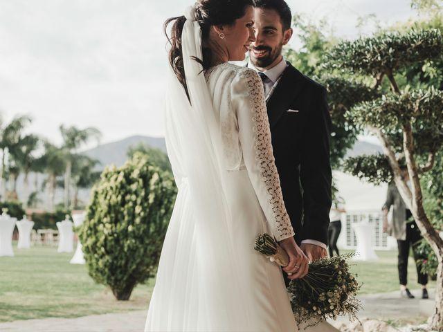 La boda de Andrea y Juan Carlos en Mijas Costa, Málaga 23