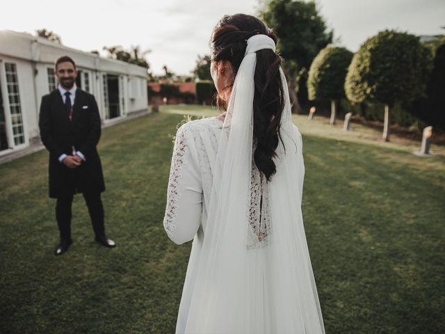 La boda de Andrea y Juan Carlos en Mijas Costa, Málaga 24