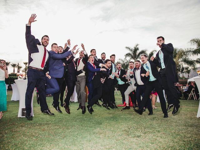 La boda de Andrea y Juan Carlos en Mijas Costa, Málaga 26