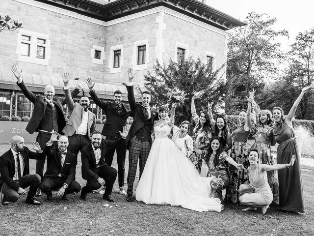 La boda de Pablo y Irene en Oviedo, Asturias 42