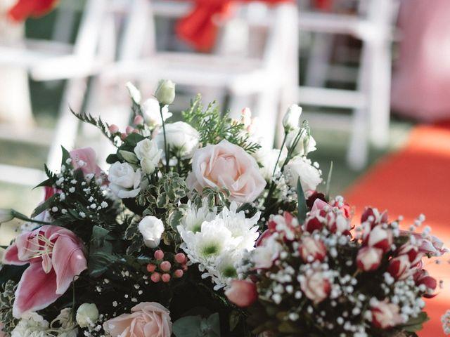 La boda de Simone y Negar en Cubas De La Sagra, Madrid 22