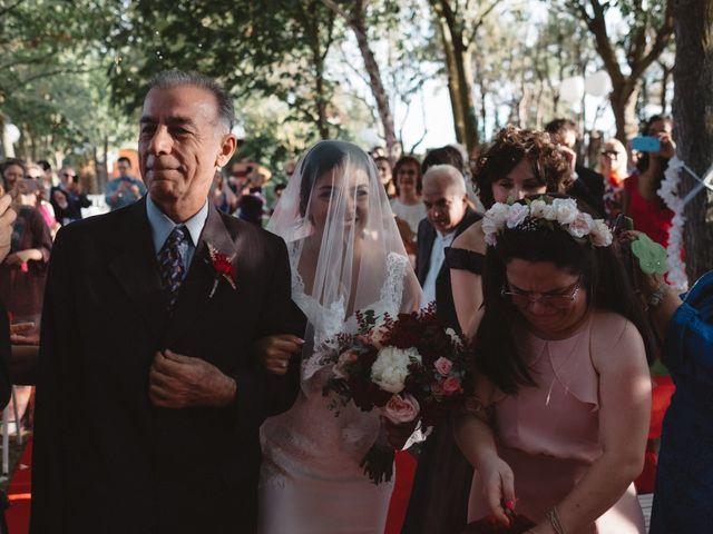 La boda de Simone y Negar en Cubas De La Sagra, Madrid 30