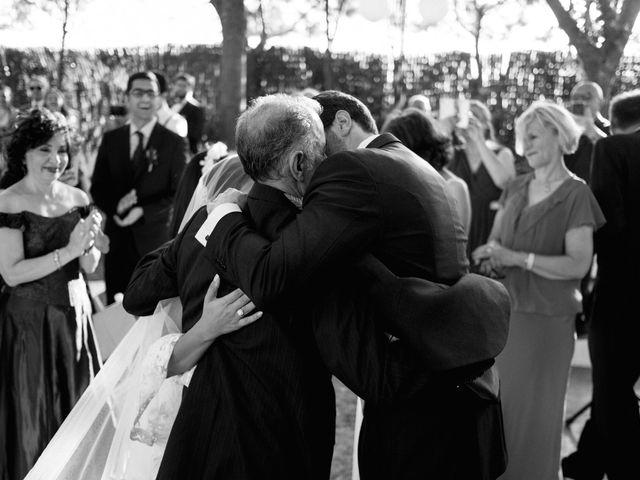 La boda de Simone y Negar en Cubas De La Sagra, Madrid 32