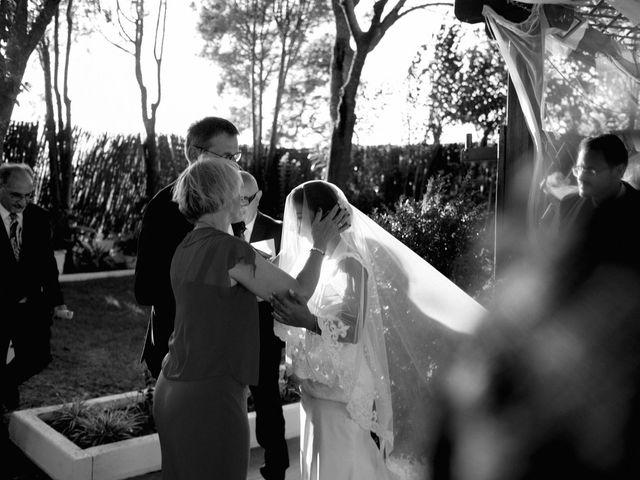 La boda de Simone y Negar en Cubas De La Sagra, Madrid 34