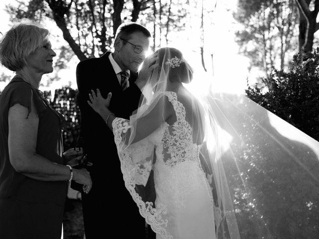 La boda de Simone y Negar en Cubas De La Sagra, Madrid 35