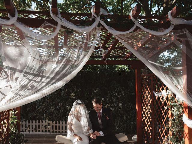 La boda de Simone y Negar en Cubas De La Sagra, Madrid 36