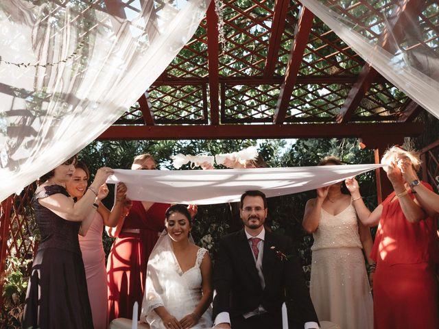 La boda de Simone y Negar en Cubas De La Sagra, Madrid 39