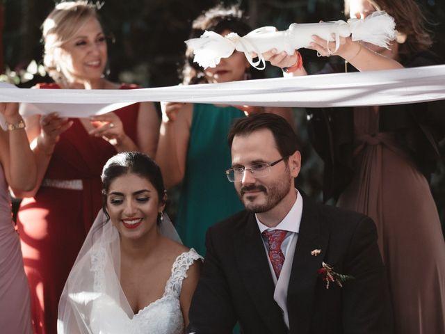 La boda de Simone y Negar en Cubas De La Sagra, Madrid 40