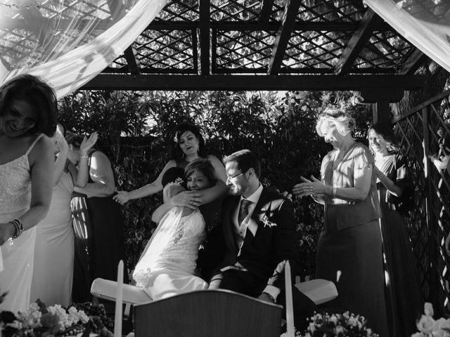 La boda de Simone y Negar en Cubas De La Sagra, Madrid 42
